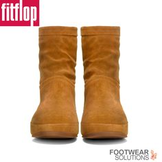 Fitflop Crush in Brown Sugar Suede Fall Winter, Autumn, Fitflop, Brown Boots, Ugg Boots, Brown Sugar, Uggs, Footwear, Shoes