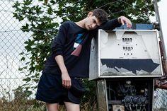 Brand8 SS16.  menswear mnswr mens style mens fashion fashion style campaign lookbook brand8
