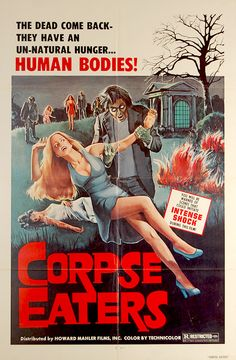 Corpse Eaters, 1974