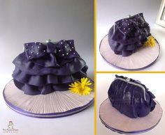 Clutch bag cake - Cake by maria assunta di cesare