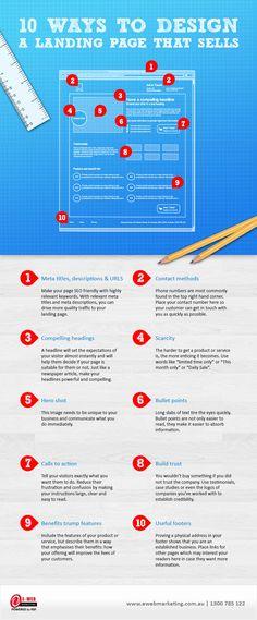 Landing page B2B : 10 conseils d'optimisation