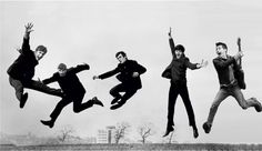 Because, The Beatles. Because, jumping Alex.