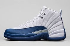 24603387d1affc Nike Air Jordan 12 Retro French Blue Swag Shoes