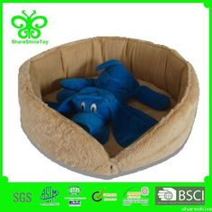 dog bed with cover
