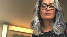 Které slavné krásky se pyšní stříbrným odstínem vlasů? Šedivá nemusí být nutně známkou stáří, někdo v této barvě vypadá sexy. Nebojte se tomuto odstínu vlasů propadnout. Going Gray, Grey Hair, Glasses, Sexy, Fashion, Eyewear, Moda, Eyeglasses, Fashion Styles