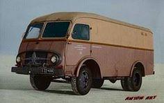 Prototyp samochodu typu furgon, skonstruowanego w Lubelskiej Fabryce Samochodów Ciężarowych w roku 1954. Pojazd powstał w oparciu o podzespoły samochodu ciężarowego Lublin 51. Expedition Vehicle, Eastern Europe, Cars And Motorcycles, Vintage Cars, 4x4, Transportation, Nostalgia, Vans, Polish