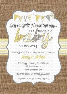 48 x READY TO POP Maternity Gender Reveal Kraft Effect Baby Shower Stickers 613