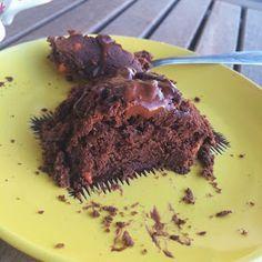 1 REFLEJO EN EL ESPEJO + #VIVESANO +: Bizcocho de chocolate ¡¡express!!