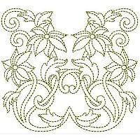 OregonPatchWorks.com - Sets - Goldwork Art Noveau