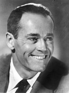Henry FONDA (1905-1982) X2 ***** #6 AFI Top 25 Male Actors, not too often seen smiling like this!