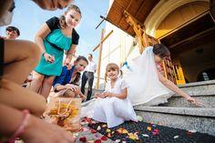 zdjęcia ze ślubu, reportaż ślubny