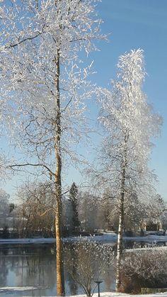 Helmikuussa Jokirinteellä Oulujoki avautuu.