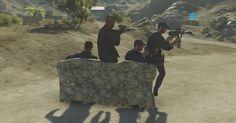 Grazie a una feature in Battlefield Hardline si potrà guidare un divano come in Jackass