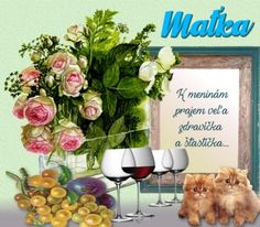 meninové priania September, Table Decorations, Blog, Home Decor, Candle, Decoration Home, Room Decor, Blogging, Home Interior Design