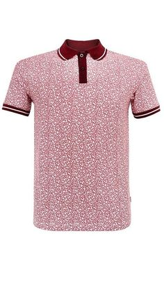 Merc London Murray Mens Paisley Polo Shirt Oxblood Size Extra Large BNWT Special Deals, Oxblood, Polo Shirt, T Shirt, Paisley, London, Mens Tops, Ebay, Shopping