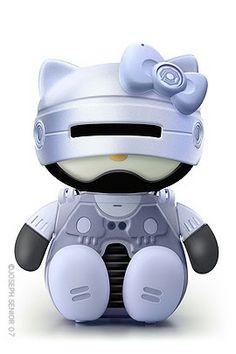 hello robo-kitty!