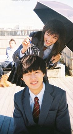 "[Trailers] http://kimiuso-movie.jp/04trailer/index.html Kento Yamazaki x Suzu Hirose, Taishi Nakagawa, Anna Ishii. J LA movie "" Shigatsu wa kimi no uso (your lie in April)"". Release: Sep/10/2016"