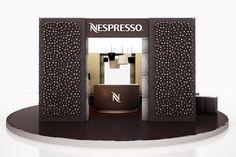 nespresso stand