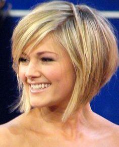 Cute Chin Length Haircuts 2015