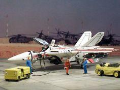"1:100 Macross VF-1J Valkyrie ""Hikaru Ichijoe"" | Flickr - Photo Sharing!"