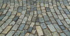 Paver bricks are a simple way to enhance your outdoor décor. Used to create walkways, driveways, patios and exterior floors, paver bricks are readily available in a wide variety of sizes, shapes and colors. Outdoor Walkway, Paver Walkway, Walkways, Driveways, Granite Installation, How To Make Rocks, Cobblestone Driveway, Decomposed Granite, Driveway Design
