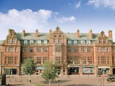 Crown and Mitre Hotel, Carlisle, UK. Stayed here on a trip in early Sept 2012. See my review on TripAdvisor!