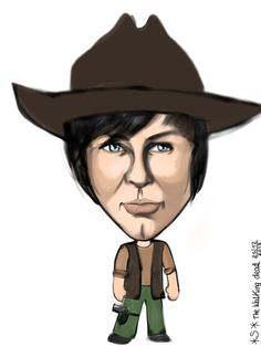Carl #theWalkingDead