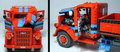 https://flic.kr/p/9WxT2J | Lego-Opel-Blitz-10