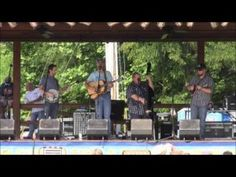 Josh Williams – Many A Mile – Rudy Fest 2013 | Kentucky area Bluegrass Music