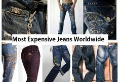 TOP 10 Most Expensive Jeans Brand in 2018