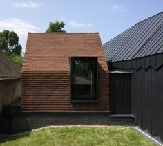 Ditchling Museum of Art & Craft, Sussex. Adam Richards Architects