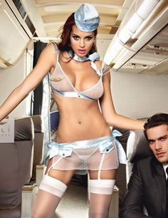 1000 Images About Flight Attendant Costumes On Pinterest
