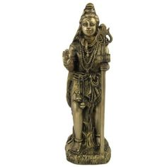 Amazon.com: Figurines and Collectibles Hindu God Shiva Brass Figurine: Home & Kitchen
