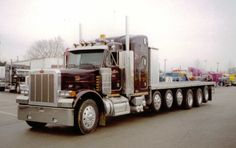 Image detail for -... axle flat bed - On the Workbench: Big Rigs - Model Cars Magazine Forum