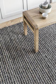 Kalahari Weave - Pewter & Charcoal | Armadillo&Co