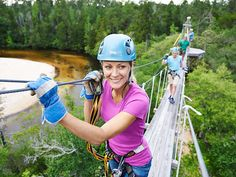 Zip-lining and kayaking on Coldwater Creek provides an action-packed encounter with the wild side of Florida's green spaces.  The Diversions Adventures Unlimited invites you to experience the great outdoors, ...