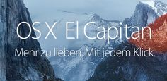 OS X El Capitan Download…
