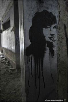 By Achilles street artist