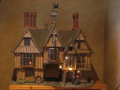 IMG_0034 | Flickr - Photo Sharing! (jt-Coaching Inn by John Lewthwaite of Glorious twelfth. After a break from shows he came back to Miniatura with this fabulous house in 2012)
