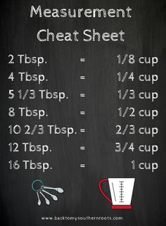 This is the perfect kitchen cheat sheet. This is the perfect kitchen cheat sheet. Kitchen Measurement Conversions, Recipe Conversions, Baking Conversion Chart, Cooking 101, Cooking Recipes, Easy Recipes, Instant Pot, Kitchen Cheat Sheets, Kitchen Measurements