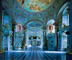 Biblioteca di Admont, Austria