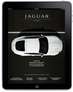 Jaguar Magazine iPad App