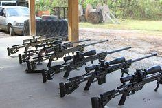 MasterPiece Arms MPA BA Chassis Dominates PRS Podium