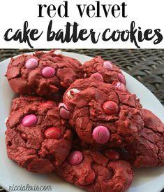 Red Velvet Cake Batt