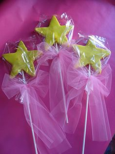 peppa pig wands - party favors! Stars for girls george's dinosaurs for boys. Biscuit cutter