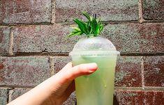 V horúcich letných dňoch je najlepšie schovať sa pred slnkom v príjemnom tieni s pohárom chladeného nápoja. Osviežiť sa môžete napríklad chutnou limonádou. A nepotrebujete k tomu veľa. Ovocie, pitnú vodu a kreativitu, aby ste vedeli jednotlivé ingrediencie vhodne skombinovať. Poradíme vám, ako na to a tiež koľko piť, aby ste neboli dehydrovaný. Kiwi, Glass Of Milk, Drinks, Food, Gastronomia, Drinking, Beverages, Meal, Essen