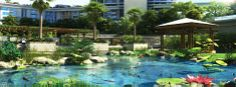 Experion Windchants is the brand new creation of well-known realty developer the Experion Group Located in Sector 112 Gurgaon. Experion Windchants Gurgaon offers healthy and green living. It includes 2 BHK - 5 BHK Apartements Water Supply, Aquarium, Tech, Wellness, Group, Healthy, Outdoor Decor, Projects, Goldfish Bowl