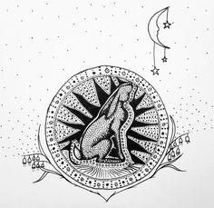 Moon gazing hare (my favourite!)