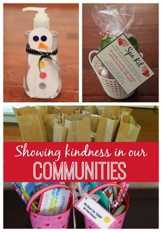 Toddler Approved!: Showing Kindness in our Community!