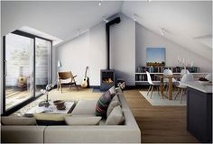 STRAW HAT FACTORY APARTMENTS | STOCKHOLM